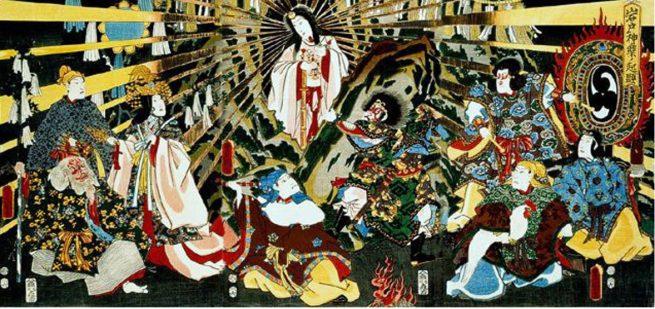 Japanese-Sun-goddess-Amaterasu