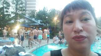 gay Japanese boy pool party!